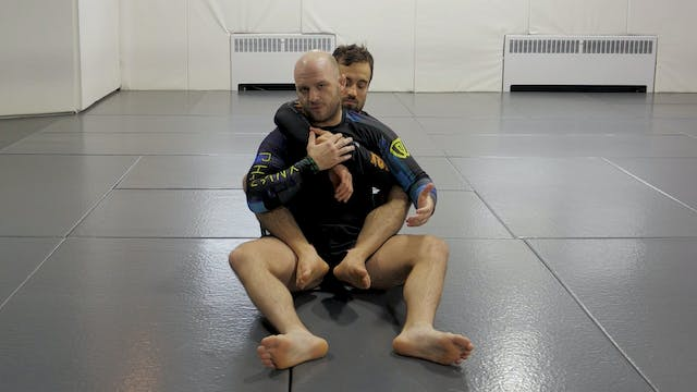 Defending and Escaping the Back Mount...