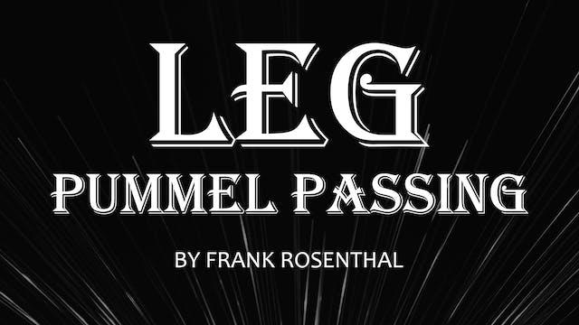 Leg Pummel Passing by Frank Rosenthal