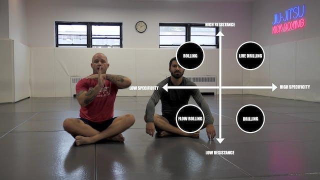Framework for Training Modalities