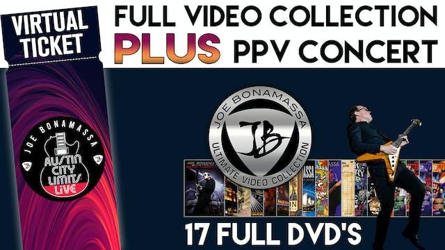 Bonamassa ACL Live Concert & Video Hub Bundle