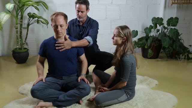 Three-Part Breath Partner Practice