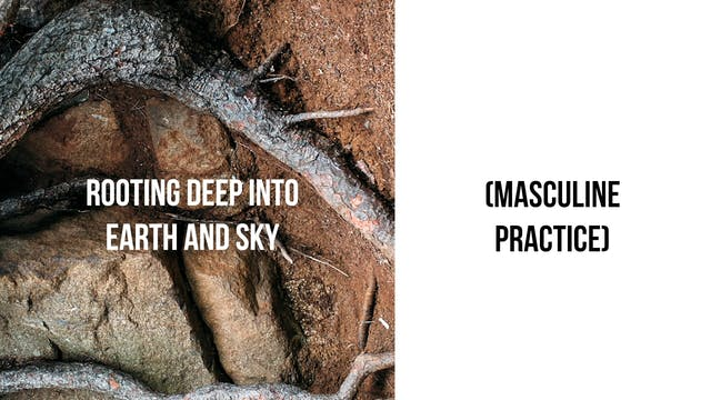 Rooting Deep Into Earth and Sky