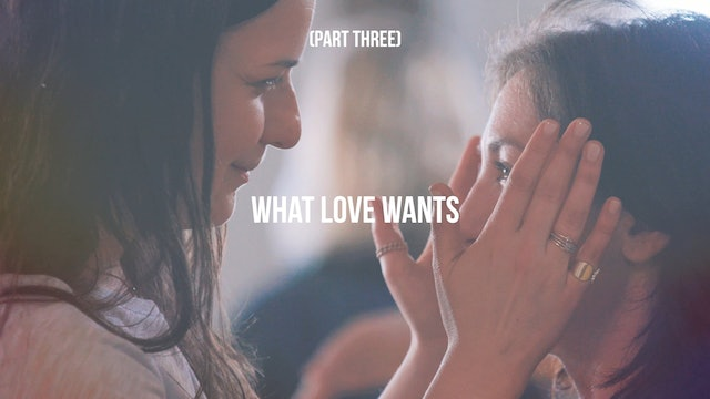 What Love Wants - Part Three