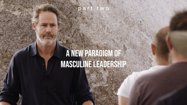 A New Paradigm of Masculine Leadershi...