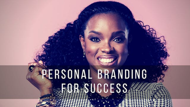 Personal Branding for Success