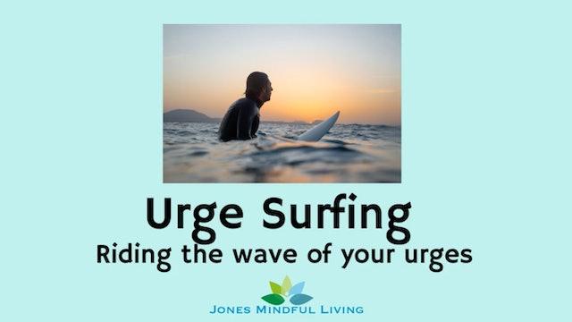 New! Urge Surfing