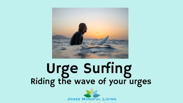 New! Urge Surfing
