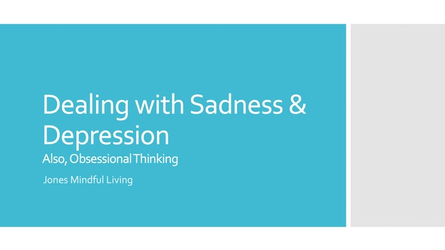 Dealing with Sadness, Depression, and Grief PDF