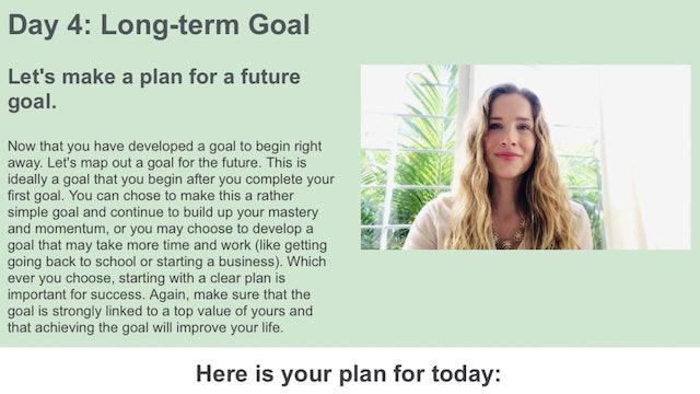 Jumpstart Day 4 Plan