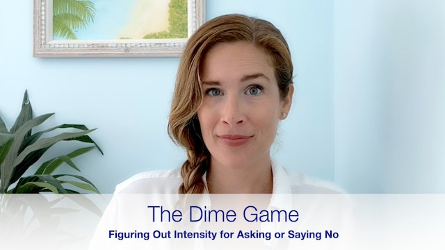 The Dime Game: Evaluating Intensity