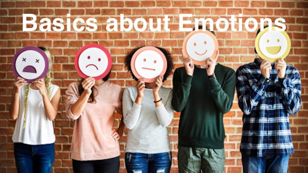 Basics about Emotions