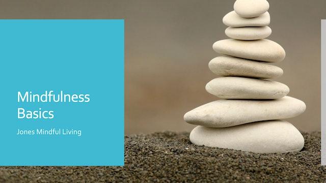 Mindfulness Week One: Mindfulness Basics PDF