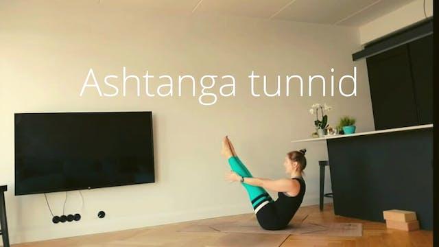 Ashtanga tunnid