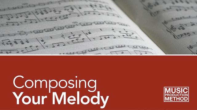 1-1. Composing a Melody