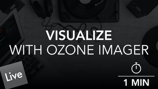 Visualize The Stereo Image with Ozone...