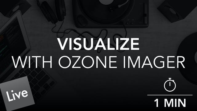 Visualize The Stereo Image with Ozone Imager