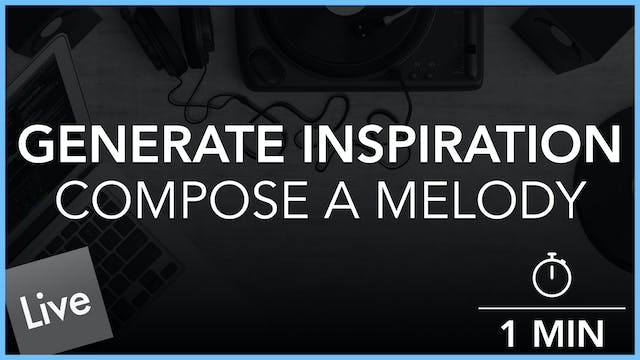 Compose An Original Melody With MIDI