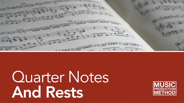 2-3. Quarter Notes and Rests