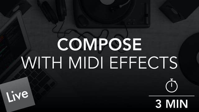 Compose new lead melodies with MIDI P...