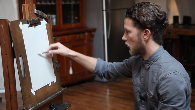 The Layers of Portrait Painting