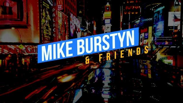Mike Burstyn & Ambassador Danny Ayalon