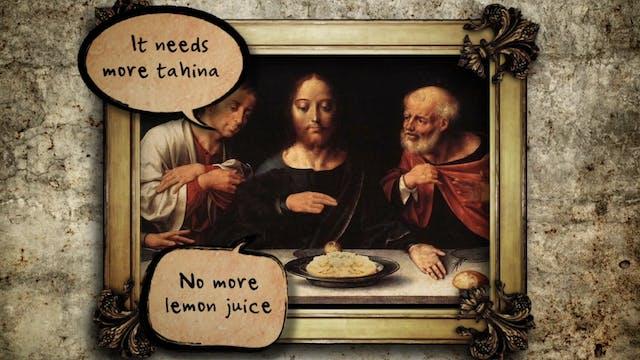 Make Hummus Not War - Teaser Post