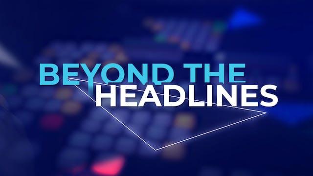 i24 NEWS: BEYOND THE HEADLINES – MAR ...