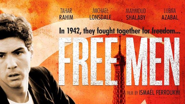 FREE MEN - Trailer