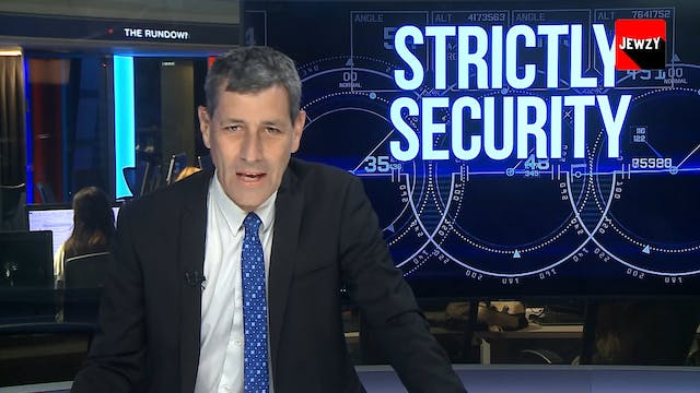 i24 NEWS: STRICTLY SECURITY - APR ep3...