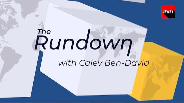i24 NEWS: THE RUNDOWN – 11 JUNE 2021