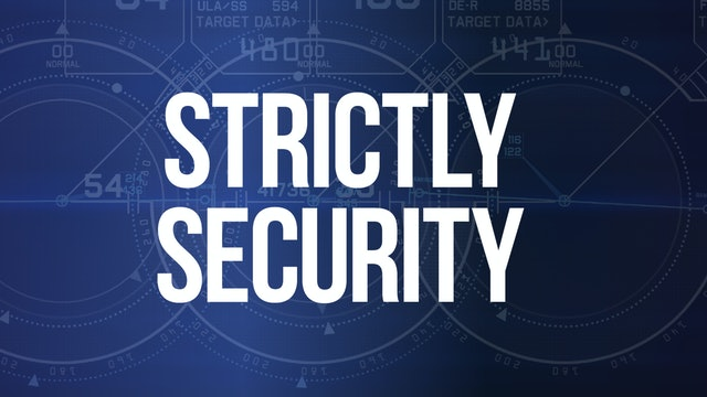 i24 NEWS: STRICTLY SECURITY - MAY ep1 2021