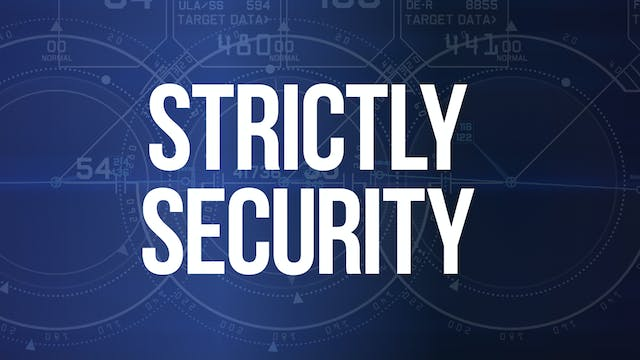 i24 NEWS: STRICTLY SECURITY - MAY ep1...