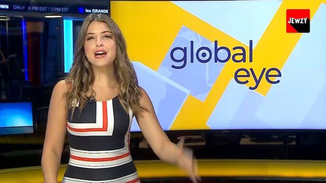 i24 NEWS: GLOBAL EYE – 11 JUNE 2021