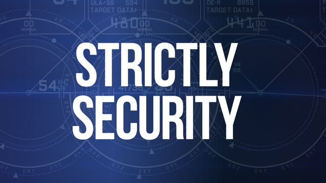 i24 NEWS: STRICTLY SECURITY - MAY ep2...