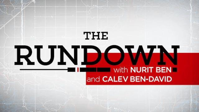 i24 NEWS: THE RUNDOWN – 21 FEB 2021