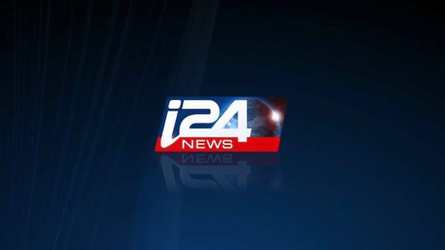 i24 NEWS: THE RUNDOWN – 17 JUNE 2021