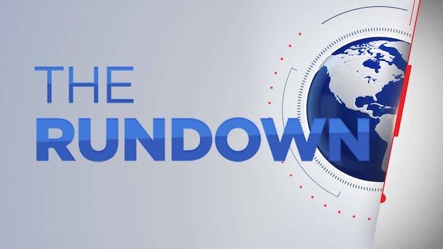 i24 NEWS: THE RUNDOWN – 22 APR 2021