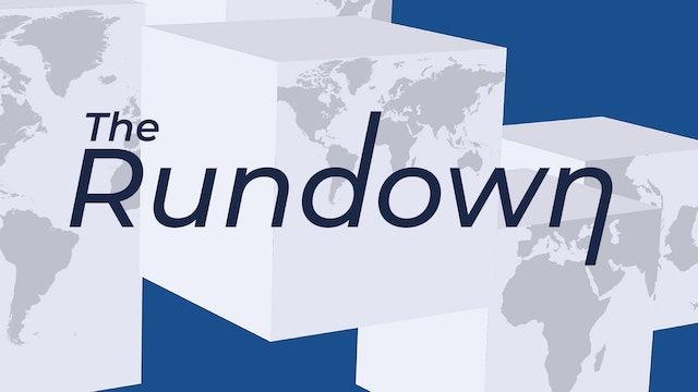 i24 NEWS: THE RUNDOWN – 28 MAY 2021