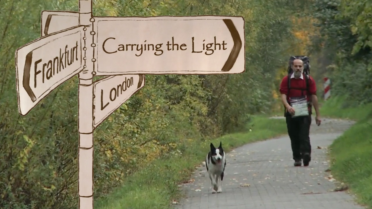 CARRYING THE LIGHT - Four part documentary