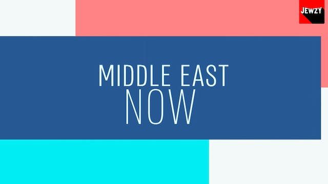13 OCT 2021 – MIDDLE EAST NOW