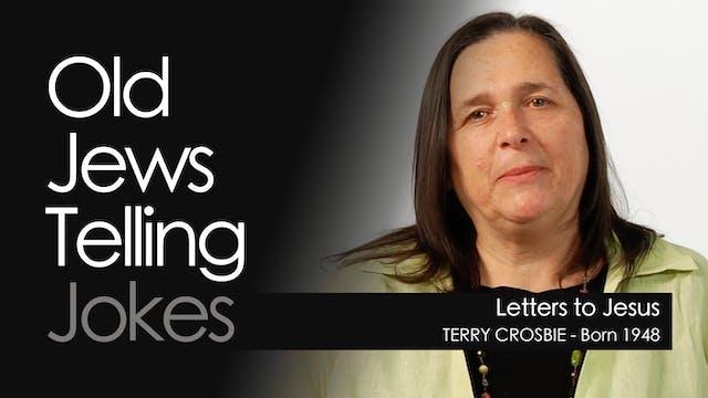 OJTJ - Terrie Crosbie - Letters to Jesus