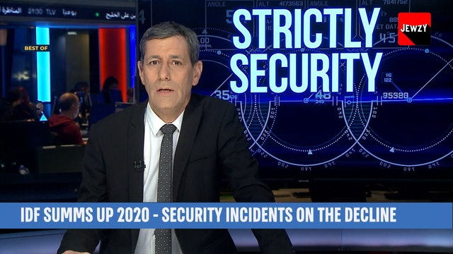 i24 NEWS: STRICTLY SECURITY - FEBRUARY ep4 2021