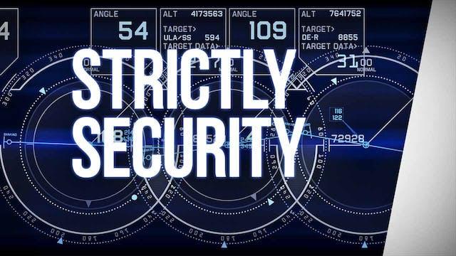 i24 NEWS: STRICTLY SECURITY - JANUARY...