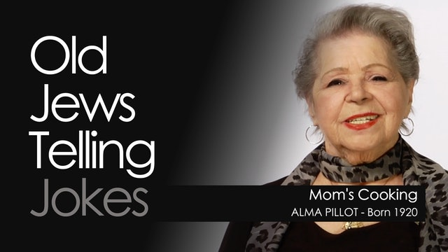 OJTJ - Alma Pillot - Mom's Cooking
