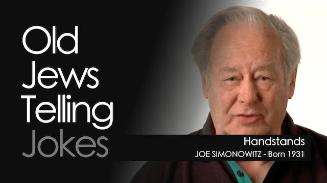 OJTJ - Joe Simonowitz - Handstands