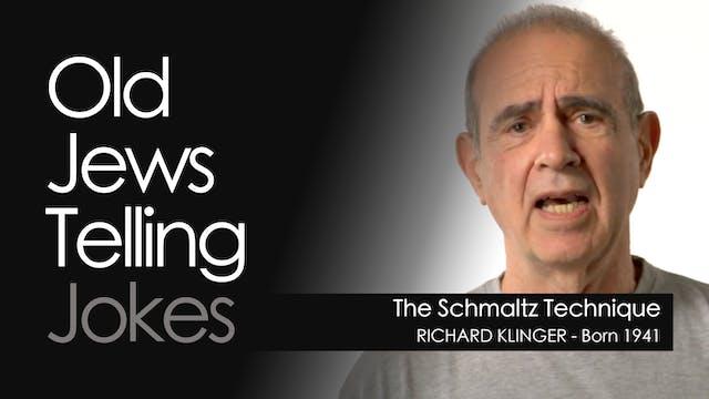 OJTJ - Richard Klinger - The Schmaltz...