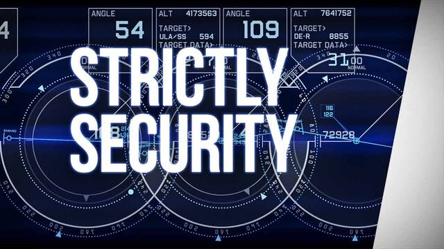 STRICTLY SECURITY - JUNE ep1 2021
