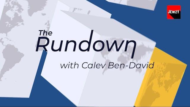 i24 NEWS: THE RUNDOWN – 26 MAR 2021