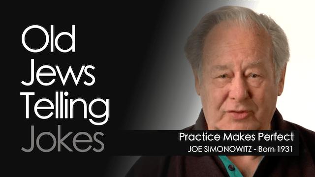 OJTJ - Joe Simonowitz - Practice Make...