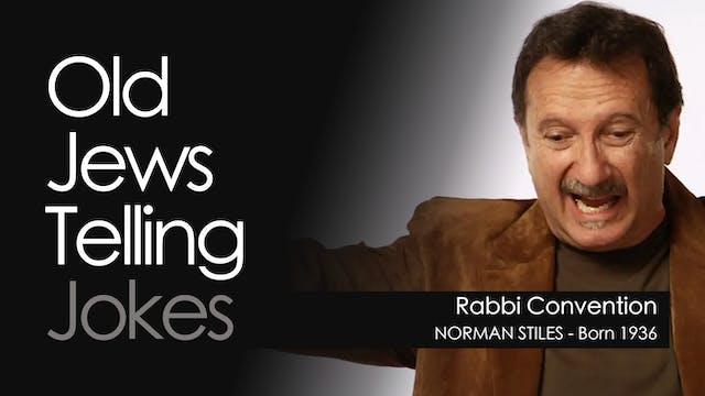 OJTJ - Norman Stiles - Rabbi Convention